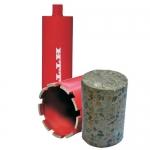 Алмазная туннельная коронка HTT ROBUST-LMA- 132 х 450мм