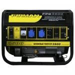 Бензиновый мини генератор 2.5 кВт FIRMAN FPG 3800