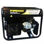 Бензиновый генератор Firman SGW 230E для сварки