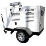 Сварочный агрегат генератор FIRMAN SDW400DCT (400A, 22 кВт)