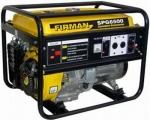 Бензиновый генератор SPG6500
