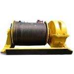 Лебедка электрическая (JK10) 10т 300м