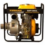 Дизельная мотопомпа FIRMAN SDP100CL