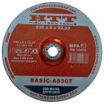 Диск шлифовальный HTT BASIC-AS30T, 115