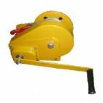 Лебедка ручная BHW-1200 (500кг)