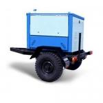 Агрегат дизельный ИСКРА АДД-4004. 6 П