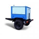 Агрегат дизельный ИСКРА АДД-5001. 6 П