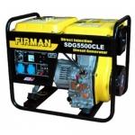 Дизельный генератор FIRMAN SDG5500TCLE