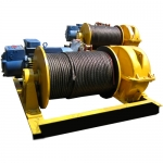Лебедка электрическая (JK 5) 5т 300м