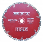 Диск алмазный HTT ROBUST-RBT - 125