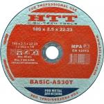Диск отрезной HTT BASIC-AS30T, 180