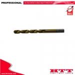 Сверло по металлу HTT, HSS-GT- TITANIUM, - 10.0 мм
