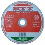 Диск отрезной HTT XPERT -AS46 Inox, 115