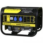 Бензиновый мини генератор 2 кВт FIRMAN FPG 2800
