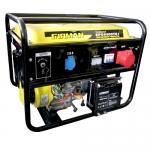 Бензиновый генератор FIRMAN SPG6500E2